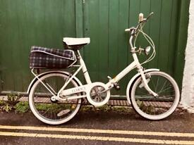 1970's Raleigh Folding Compact Bicycle (unisex)