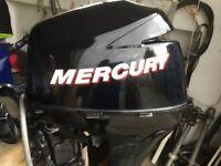 mercury 8hp four stroke