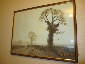 "Picture ""A Frosty Morning"" by Gerald Coulson"