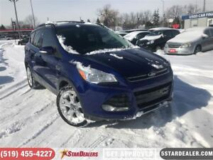 2013 Ford Escape SEL   AWD   LEATHER   NAV   CAM