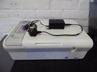 HP Deskjet F4280 Printer with power cable