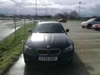 BMW 320D black M-sport 2009