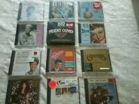 CDs. 50s/60s. £2 each. 10 for £15,all 36 for £45.can post.