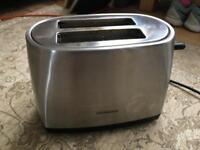 Kenwood Dual Toaster - Silver