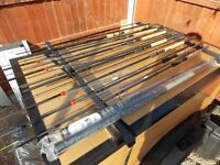 clearout of excess fishing tackle feeder rod pellet wagglers margin poles various prices