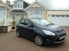 Ford C-Max 2.0 TDCi Titanium Powers