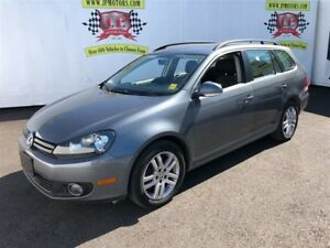2011 Volkswagen Golf Wagon Comfortline, Manual, Power Group, Die