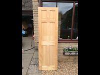 X2 pine doors 24x78 £30
