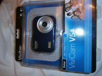 Vivitar ViviCam 54 Digital Camera for Photo and Video ViviCam 5.1 megapixels