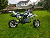 Pit bike, mini moto, 50cc auto