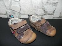 Clarks Boys First Shoes 3.5