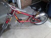 Pacific Coast Choppers bicycle in good working condition.