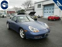 1997 Porsche Boxster HARD&SOFTTOP 1 YR WRNT 118 KMs