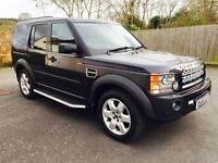 2004 (54) LAND ROVER DISCOVERY 3 2.7 TDV6 HSE AUTO BLUE - FSH HIGH SPEC 135K