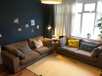 Next sonoma large sofas £200 each or both for £350