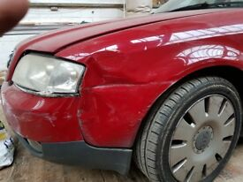 Set of 5 extremely rare Audi A6 allroad wheels.