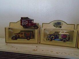 Days gone Model Vans and Trucks