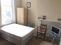 SB Lets are delighted to offer a large fully furnished studio flat for short term letBILLS INCLUDED