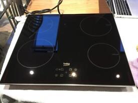 New Beko HXI64401ATX Induction Hob