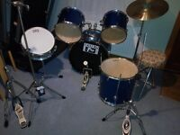 "Drum Kit ""Session Pro"""