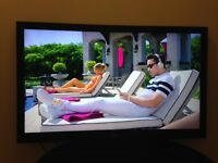 """Baird 47"""" full HD ultra slim LED TV with Freeview"""