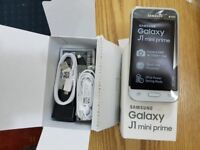 Samsung Galaxy J1 MINI PRIME 8GB WHITE Dual Sim Unlocked smartphone