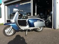 Genuine Italian Lambretta Li150 Special Finance Available - Part Exchange Welcome