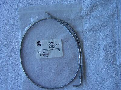 NEW  Allen Bradley Glass Fiber Optic Cable    43GT-TQS25SL