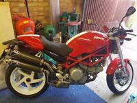 2005(55) DUCATI S2R