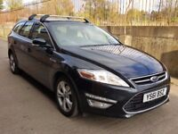 2012 FORD MONDEO TITANIUM 2.0 TDCI HUGE SPEC SH SUPERB OCTAVIA VW PASSAT GOLF A4 A6 E220 V60 S60 i40