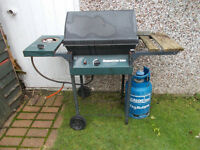 FLAMEMASTER GAS BARBECUE