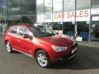 1 OWNER!! 2011 11 MITSUBISHI ASX 1.8 DI-D 3 5D 147 BHP **** GUARANTEED FINANCE **** PART EX WELCOME