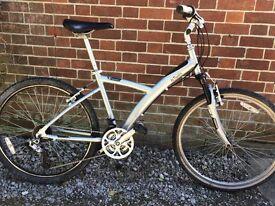 BTWIN Original 5, Hybrid Bike from Decathlon