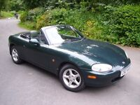 MAZDA MX5 _ YEARS MOT _ LOW MILES