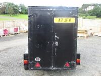 For Sale Cheap Mortorcycle Box Trailer