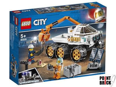 LEGO 60225 CITY SPACE Prova di guida del Rover