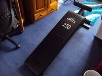 £20 YORK FITNESS 250 PRESS GYM BENCH
