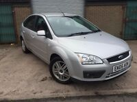 FORD FOCUS 2.0 TDCI GHIA 2005 MODEL FULLY LOADED SPEC LONG MOT CLEAN CAR INSIDE AND OUT
