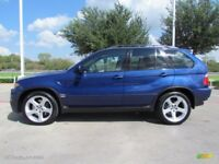 2005 PLATE BMW X5 SPORT FULLY LOADED ANY PART EX MOTOR WELCOME