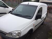 Vauxhall combo 1.7di 2002