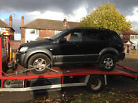 RECOVERY BREAKDOWN 24HRS 7 DAYS CARS VANS 4X4 S .LOCAL AND LONG DISTANCE MOTORWAY