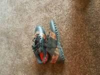 Nike trainers size 7 worn twice