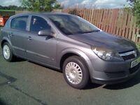 2005 Vauxhall Astra Life, FULL MOT