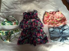 Gap next and Matalan girls bundle age 4