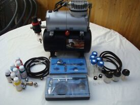 AS18 Air Brush Kit