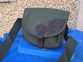 Napier shotgun cartridge bag