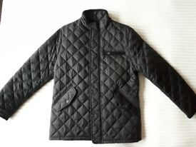 Jeff banks quilted jacket size M