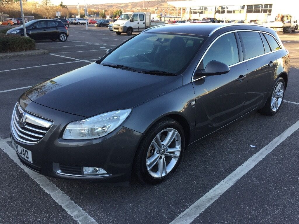 2010 VAUXHALL INSIGNIA SRI NAV 160 CDTI ESTATE / NEW MOT / PX WELCOME / FINANCE / WE DELIVER
