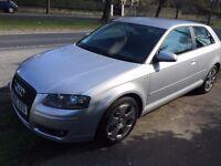 2005 Audi A3 1.9 TDi Sport 3dr - Full Comprehensive Service History - 2 keys -12 months mot - MINT