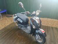 125cc moped scooter 2014